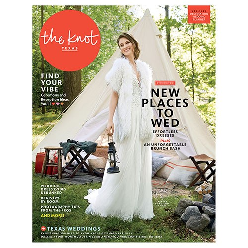 THE KNOT Magazine Texas - Spring/Summer 2019