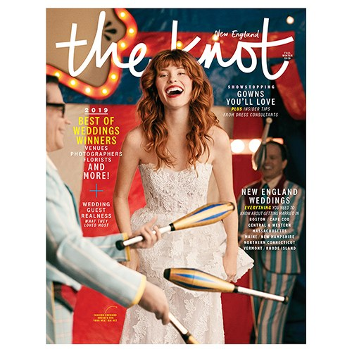 THE KNOT Magazine New England - Fall/Winter 2019