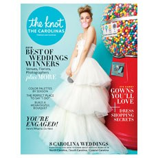 THE KNOT Magazine The Carolinas - Fall/Winter 2018