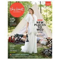 THE KNOT Magazine California - Spring/Summer 2019