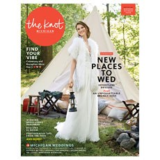 THE KNOT Magazine Michigan - Spring/Summer 2019