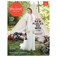 THE KNOT Magazine New Jersey - Spring/Summer 2019