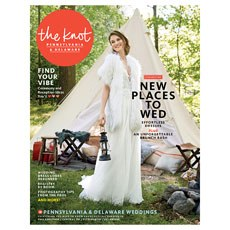 THE KNOT Magazine Pennsylvania & Delaware - Spring/Summer 2019
