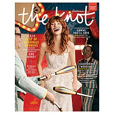 THE KNOT Magazine California - Fall/Winter 2019