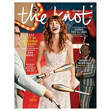 THE KNOT Magazine Georgia - Fall/Winter 2019