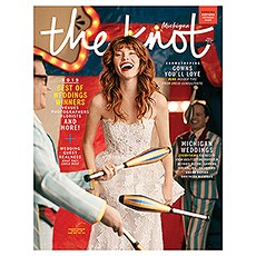THE KNOT Magazine Michigan - Fall/Winter 2019