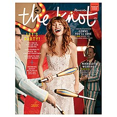 THE KNOT Magazine Minnesota - Fall/Winter 2019
