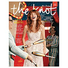 THE KNOT Magazine New Jersey - Fall/Winter 2019