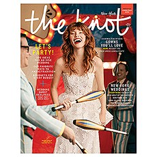 THE KNOT Magazine New York - Fall/Winter 2019