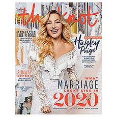 THE KNOT Magazine -- Spring 2020