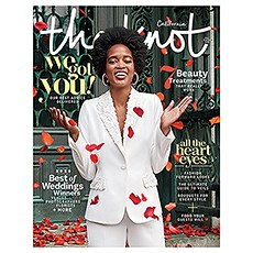 THE KNOT Magazine California - Fall/Winter 2020