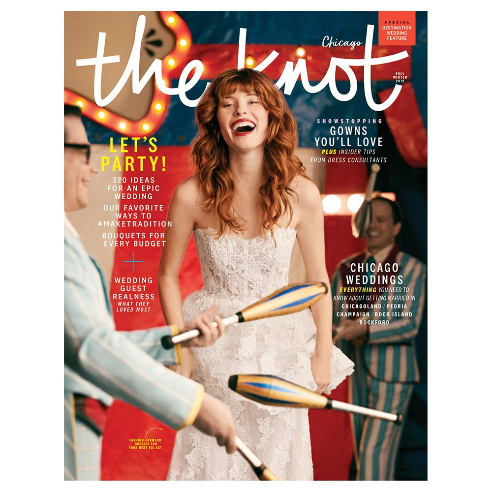 THE KNOT Magazine Chicago - Fall/Winter 2019