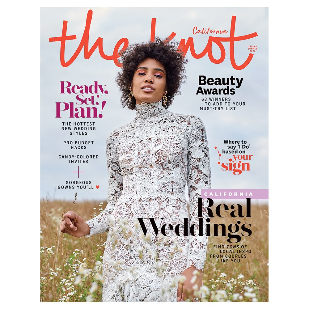 THE KNOT Magazine California - Spring/Summer 2020