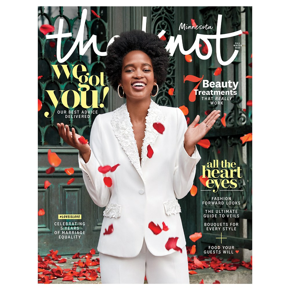 THE KNOT Magazine Minnesota - Fall/Winter 2020