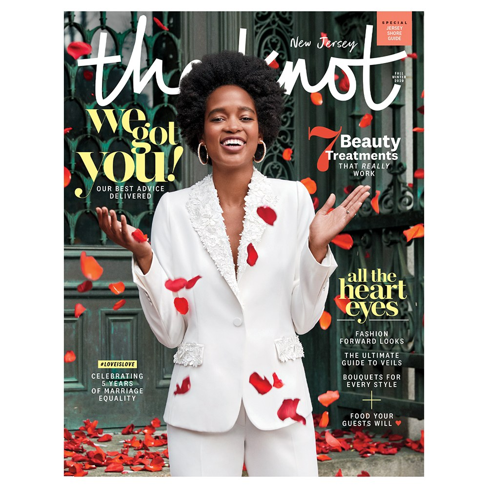 THE KNOT Magazine New Jersey - Fall/Winter 2020