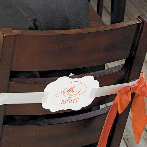 Chair Markers