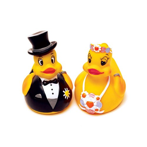 Wedding Rubber Duck Reception Accessory