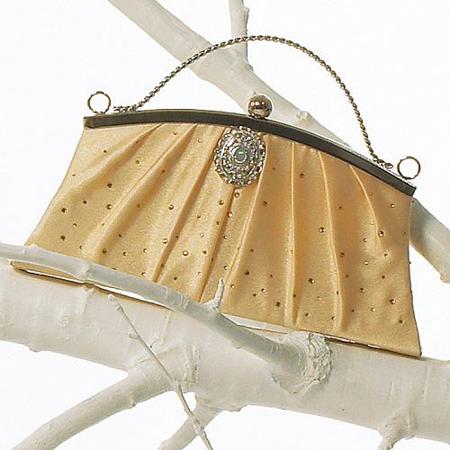 Vintage Style Wedding Evening Bridal Bag