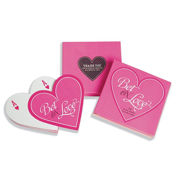 Playing Cards Hearts Heart Shaped Playing Cards