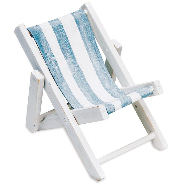 Miniature Folding Beach Chairs The Knot Shop