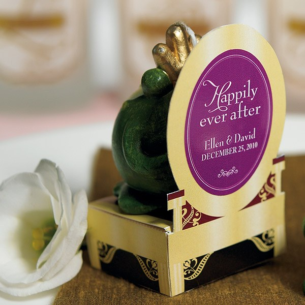 Happily Ever After Favor Stickers