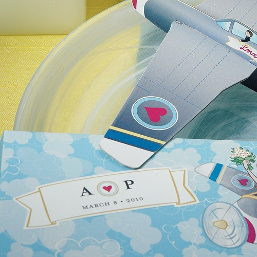 Large Banner Monogram Stickers