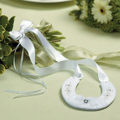 Traditional Lucky Horseshoe The Knot Shop