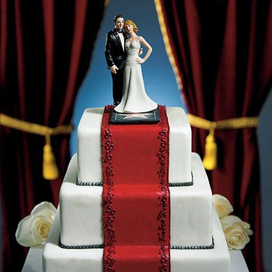 hollywood glam wedding cake topper quot for a day quot figurine the 15270