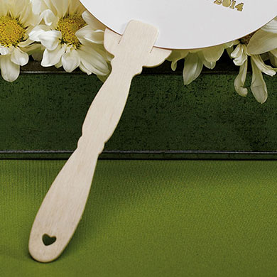 Eco Wooden Ornate Handles For Hand Fans The Knot Shop