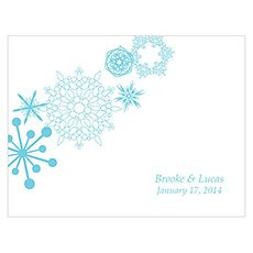 Winter Finery Note Card