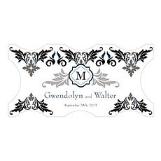 Lavish Monogram Small Cling