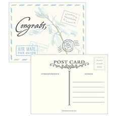 "Garden ""Well Wishing"" Postcards"