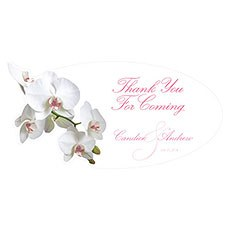 Classic Orchid Small Cling