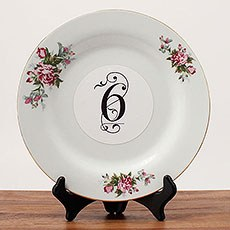 Classic Deco Die-cut Printed Number Removable Vinyl