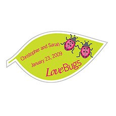"Cute ""Love Bugs"" Stickers"