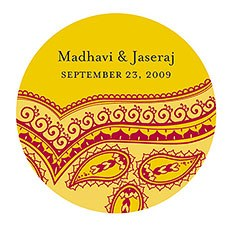 Indian Theme Stickers