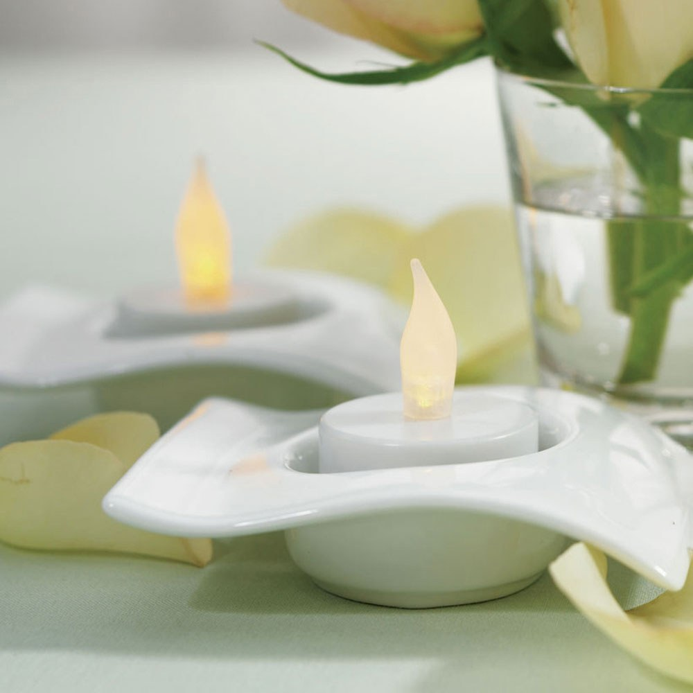 Flameless Battery Operated Tealights